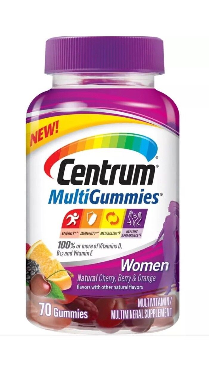 Centrum Multivitaminico Women